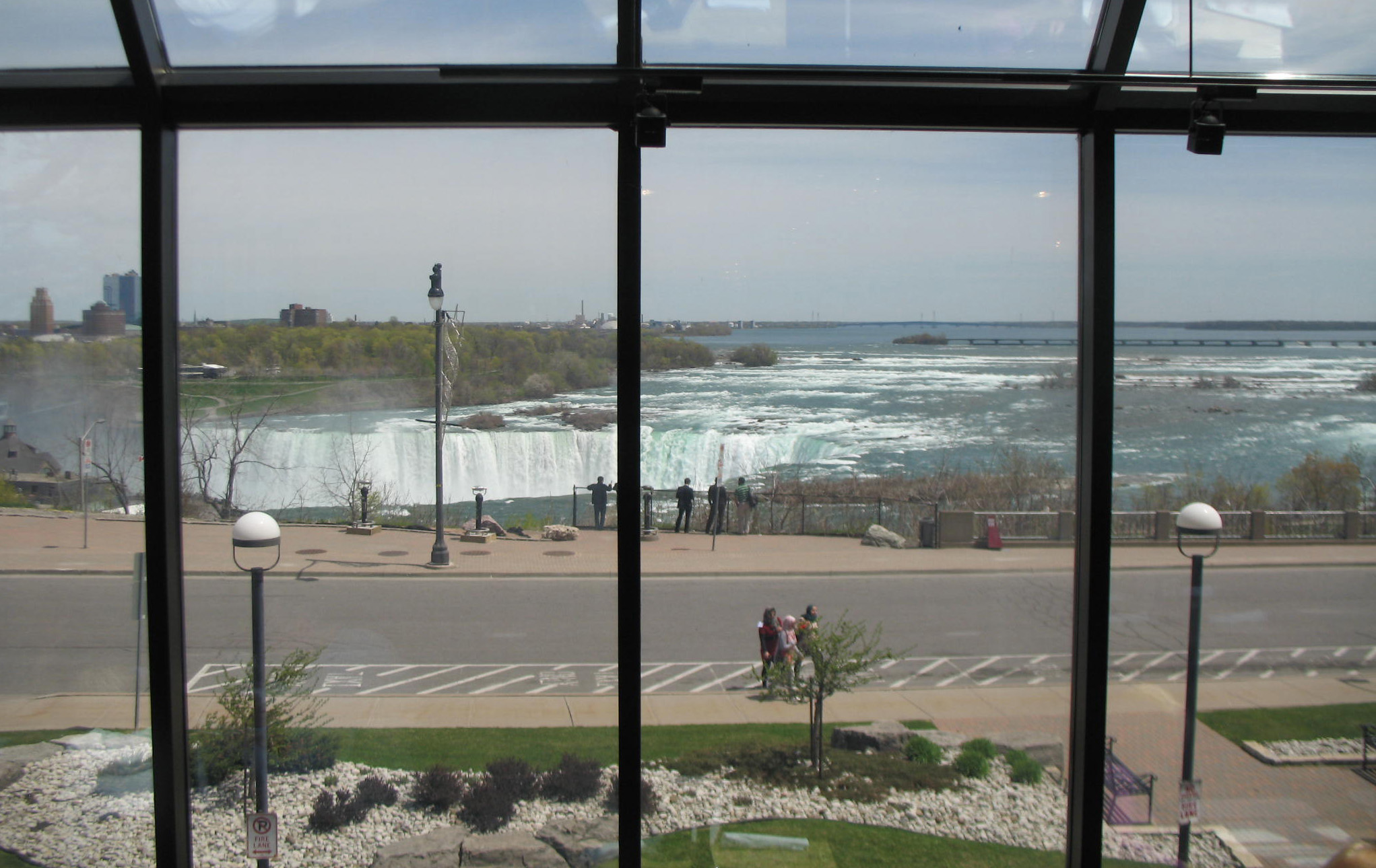 2011 - IEEE Canada - Gold Medal (e) - view from the hotel.jpg 6.1K